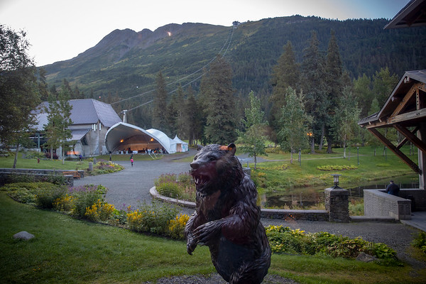 Alyeska Climbathon 2018 Photos by George Stransky