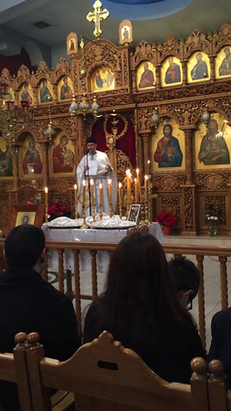 12.27.15 Sunday of the Forefathers, by Father Christos
