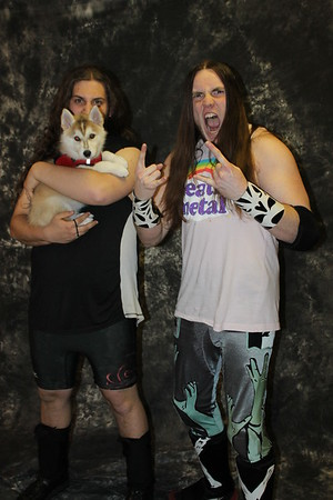 Northeast Championship Wrestling Promo Shots May 1, 2015
