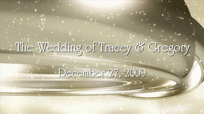 Tracy & Gregory