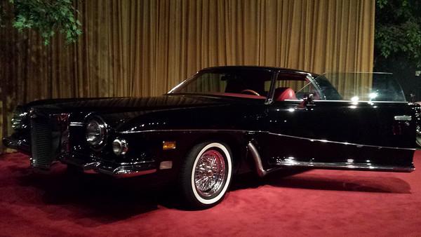 Elvis Presley Automobile Museum - Memphis - 3 Nov. '14