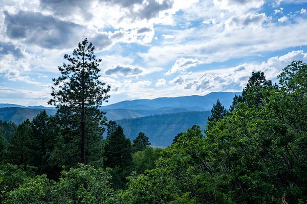 2019.08 Pecos Area Hiking