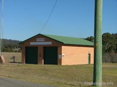 NSW RFS Benwerrin Brigade