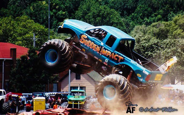 Monster Truck Event Photos  (from 1997-2009)