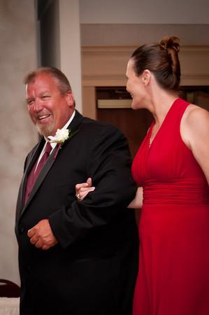 Brittney & Bob Reception