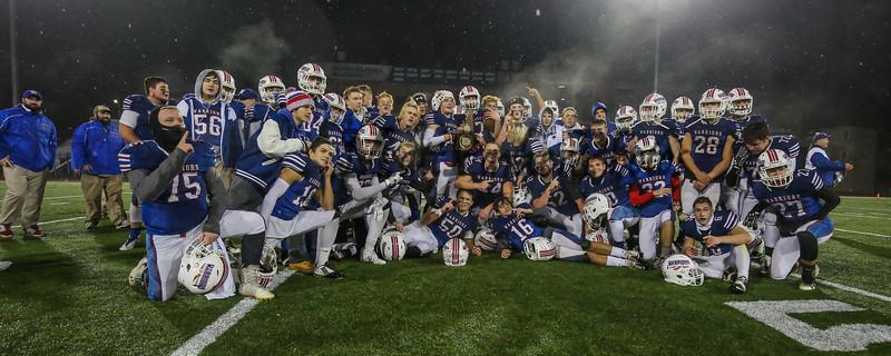 2017-11-18 WHS Football vs Pinkerton Finals