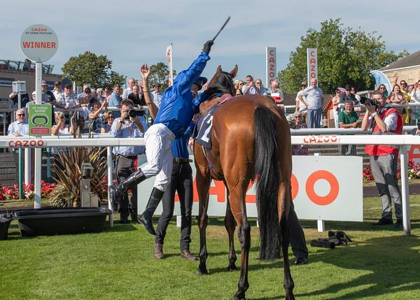 Doncaster Races - Wed 08 Sept 2021 - Cazoo St Leger Festival