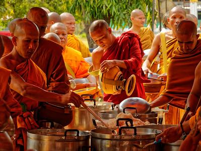 Following the Dhamma