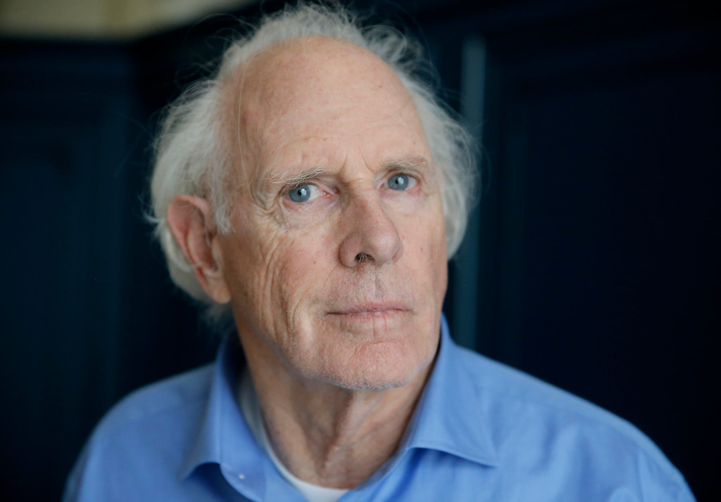 . Actor Bruce Dern poses for a portrait at the 66th international film festival, in Cannes, southern France, Friday, May 24, 2013. (Photo by Todd Williamson/Invision/AP)