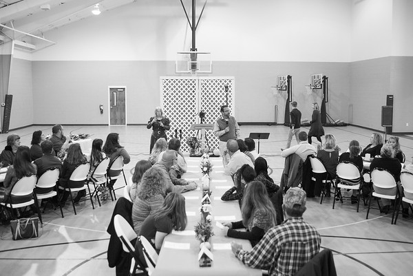 Newton Baptist Parent & Youth Thanksgiving