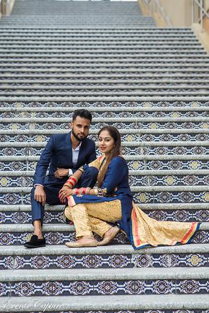 Neelam & Navjot Preshoot