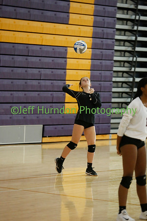 UGHS JV Volleyball 9-15-2017