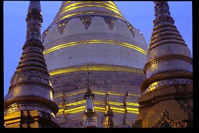 Yangoon and Bagan, Myanmar (Burma)