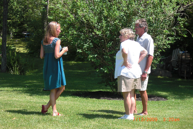 Hays and Petroski Family Gathering