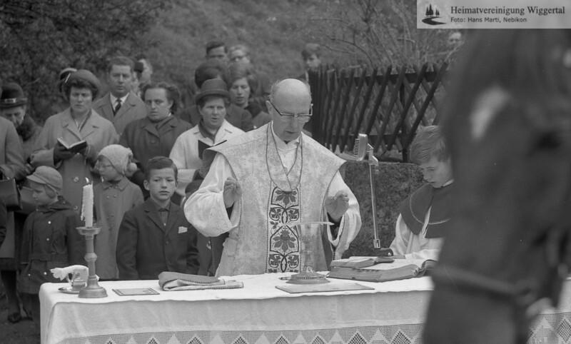 #031097 | Auffahrtsumritt; Pfarrer Robert Meyer; hkb