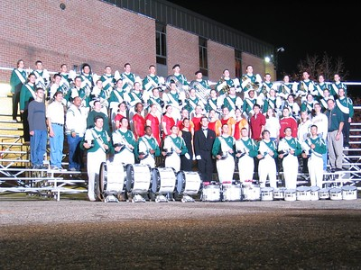 2003.11.01 Saturday - Silo's Marching Band USSBA State Finals