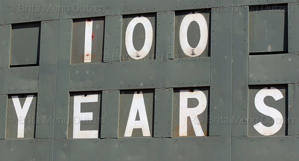 Fenway Park 100th Anniversary Pregame Ceremony
