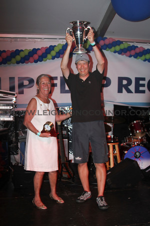 Prize Giving - 2012 Flip Flop Regatta