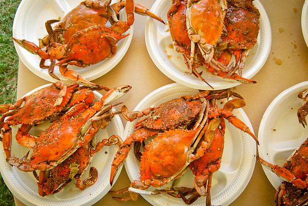 Marshall Alumni Crab Fest