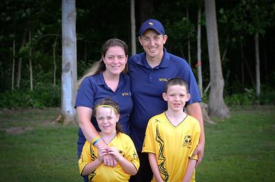 Clark Family Soccer