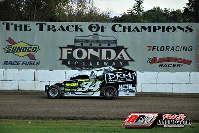 Fonda Speedway-Jann McGaffin-9/17/21