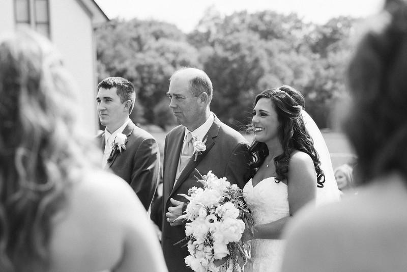 Emily & David's Midway Village Wedding