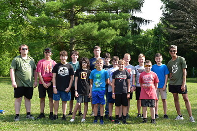 2021 Summer Camp - Session 2 - Day 1