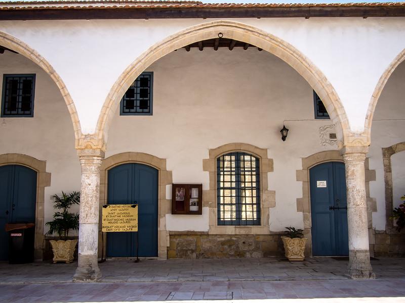 Saint Larazus Church in Larnaca