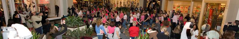 Kitsap TriBabe Flash Mob