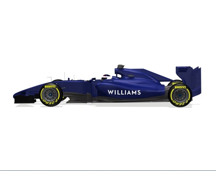 2013 Formula One F1 Williams FW36