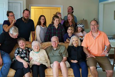 Granny turns 95!