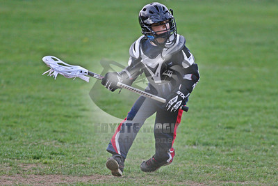 5/5/2014 - My lil buddy Aiden at his first Lacrosse Clinic - Stillwell Fields, Syosset, NY