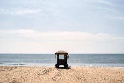 An Afternoon On Chavakkad Beach