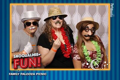 September 11, 2016 - Snoqualmie Casino Family Picnic