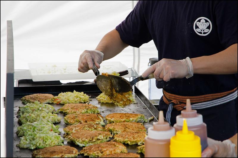mmm...okonomiyaki!