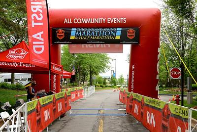 Chicagoland Spring Marathon & Half Marathon - Album 2