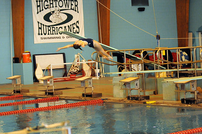 2008 District Dive Meet