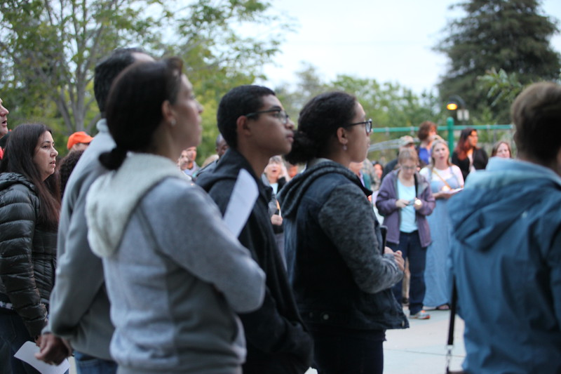 Charlottesville Vigil - Castro Valley 8-13-2017-Mickey Souza-13.JPG