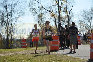 1.2 Mile Mark D1 BOYS - 2016 MHSAA LP XC FINALS