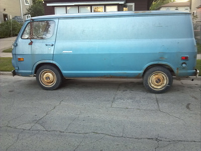 68 GMC Handi Van posted for sale