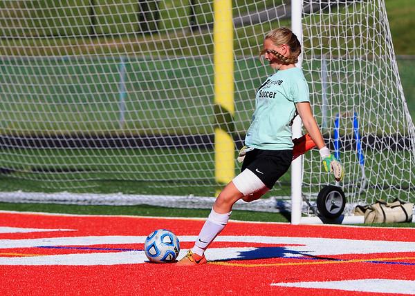 Randolph@Lenape Valley Regional Girls JV Soccer