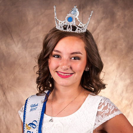 2017 Cinderella Miss Kately Huntsman