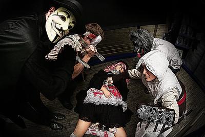 2012 THQ Halloween