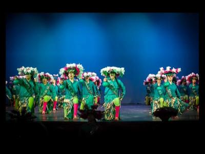 Mexico - Mexico City Folklorico Ballet  Video 2012