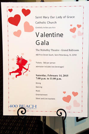 St. Mary's Valentine Gala