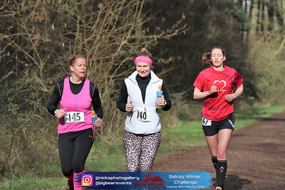 Salcey Winter Challenge