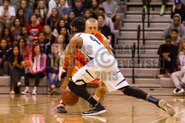 Boone Boys Varsity Basketball #22 - 2014