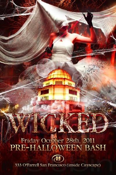 WICKED 2011 @ Hilton-SF 10.28.11