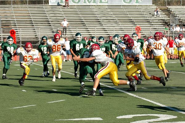 Poway Freshman vs Torrey Pines
