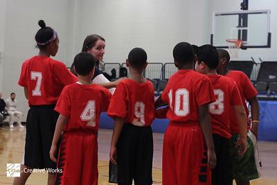 03/01/15  - Newark YMCA U12 (Travel Team)